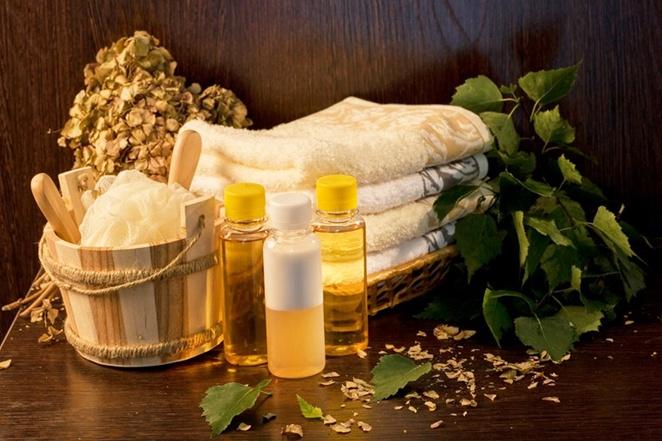 Эфирные масла для ароматерапии в сауне